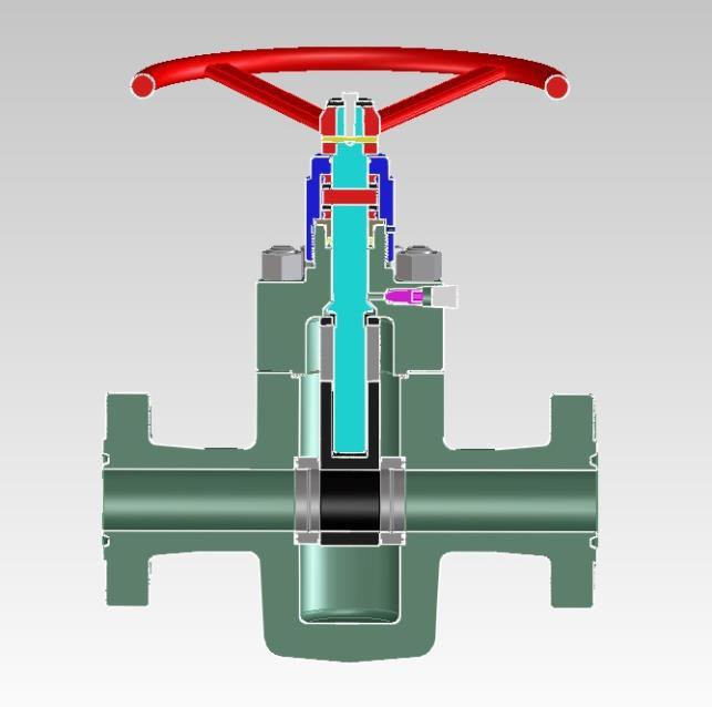 Gate Valves with Metal to Metal Seals