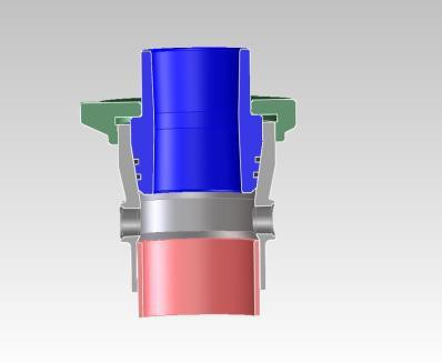Simplified Assemblies for Special Tasks Simplified Wellhead with Mandrel Type Casing Hanger